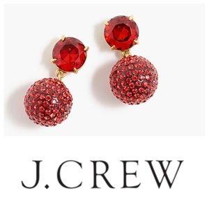 J'Crew Resin Earrings